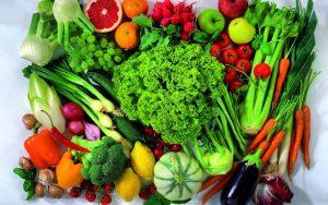 تشخیص سبزیجات سالم از ناسالم