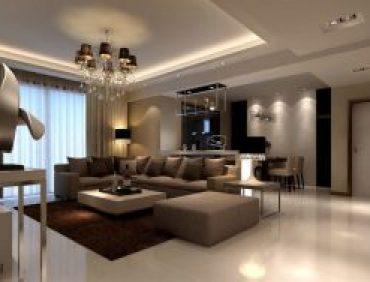 رنگ مناسب اتاق نشیمن چه رنگی است؟