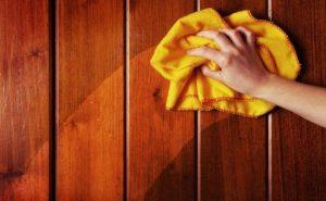 تمیزکردن وسایل و لوازم خانگی چوبی با مواد طبیعی