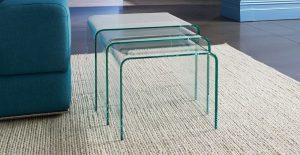 از بین بردن خط و خش میز شیشه ای
