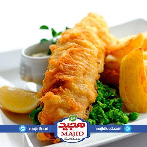 فیش اند چیپس – ماهی سوخاری به سبک انگلیسی