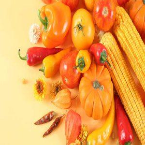 فواید ۵ میوه و سبزی نارنجی رنگ