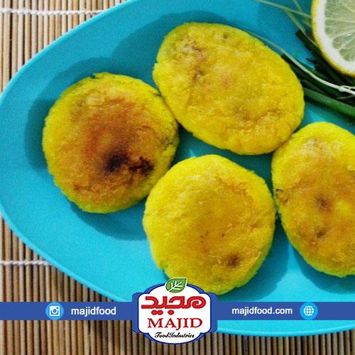 کبه غذای عربی