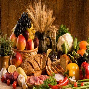 بهترین غذاها برای داشتن ریه سالم و تنفس راحت