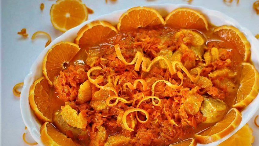 خورشت پرتقال