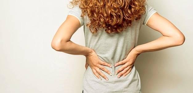کمر درد را بدون ورزش آرام کنید