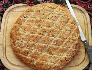 نان رژیمی